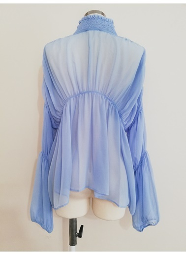 Cool Sister Bluz Mavi